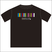COLOR of LIFE ツアーTシャツ